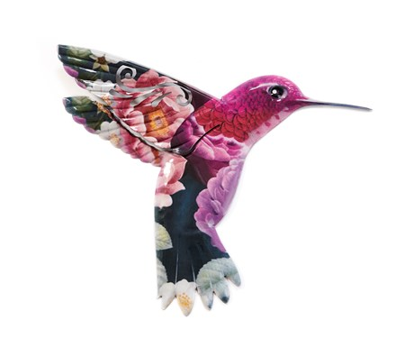 HummingbirdWallDeacutecor