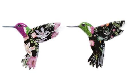 HummingbirdWallDeacutecor2Asst