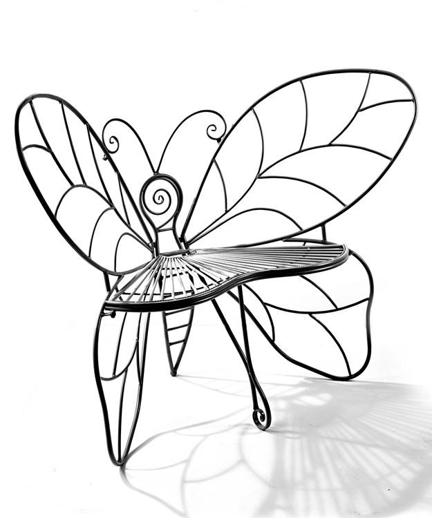 ButterflyBenchChair