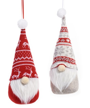 GnomeOrnament2Asst