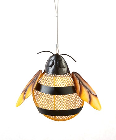 HangingBeeBirdFeeder