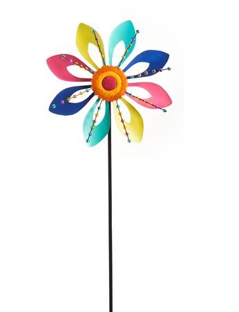 FlowerSpinnerStake
