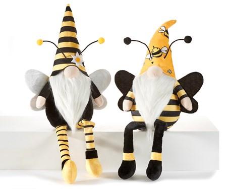 BeeShelfSitterGnome2Asst
