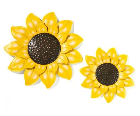 SunflowerWallArtSetof2