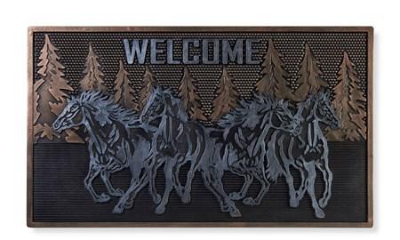 HorseRubberDoorMat