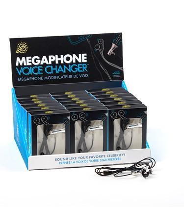 MegaphoneVoiceChangerwDisplayer