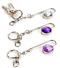 Porte-clés, cordons et accessoires déco