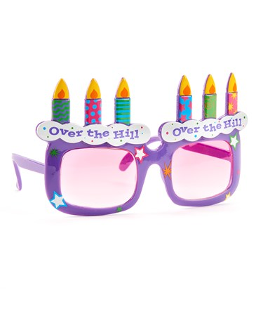 OvertheHillNoveltyPartyGlasses