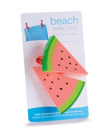 WatermelonTowelClipsSetof2