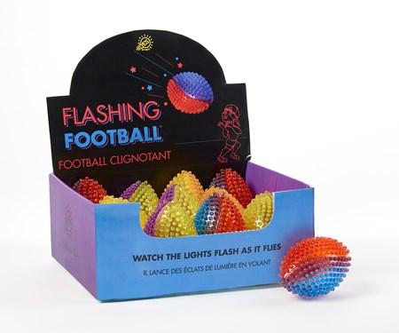 FlashingSpikyFootball3AsstwDisplayer
