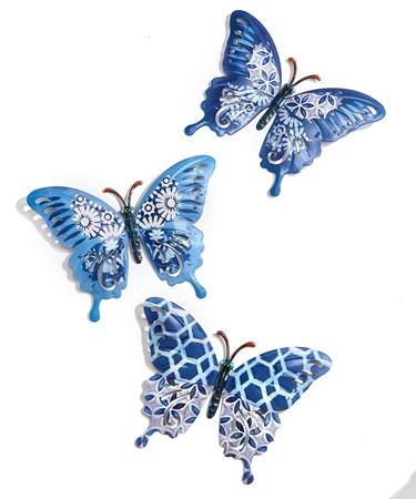 ButterflyWallDeacutecor3Asst
