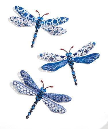 DragonflyWallDeacutecor3AsstSmall