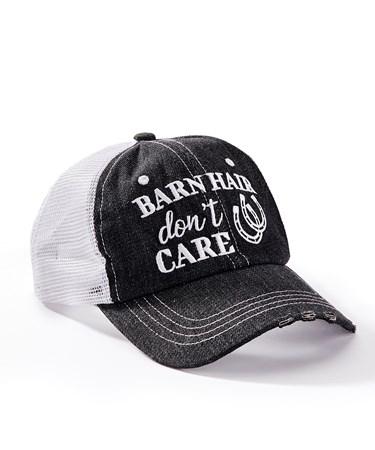 BarnHairBallCap