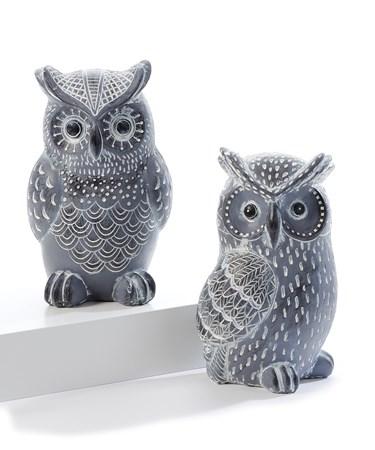 OwlStatuary2Asst