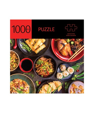 AsianCuisinePuzzle1000Pieces