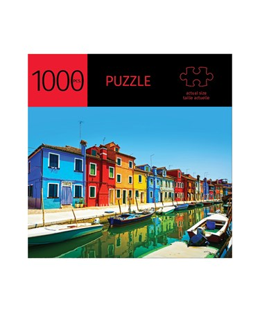 CanalDesignPuzzle1000Pieces