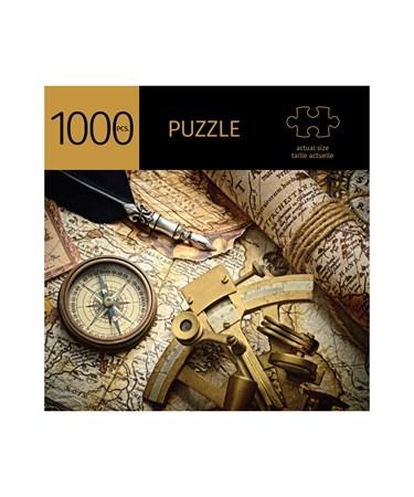 CompassDesignPuzzle1000Pieces