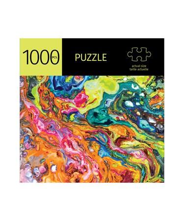 LiquidPaintDesignPuzzle1000Pieces