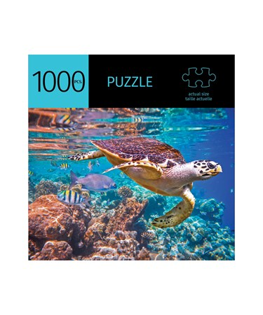TurtleDesignPuzzle1000Pieces