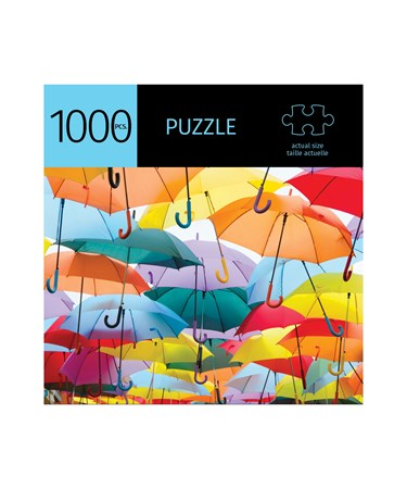 UmbrellasDesignPuzzle1000Pieces
