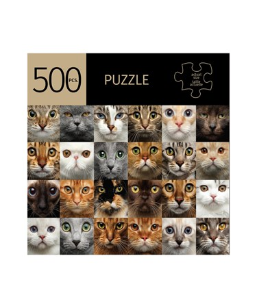 CatsDesignPuzzle500Pieces