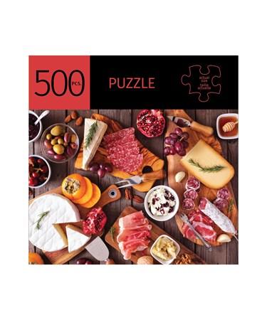 CharcuterieDesignPuzzle500Pieces