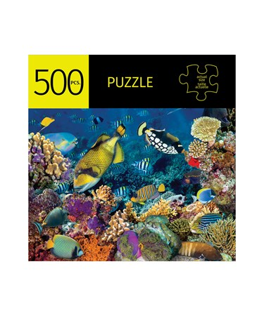 CoralReefDesignPuzzle500Pieces