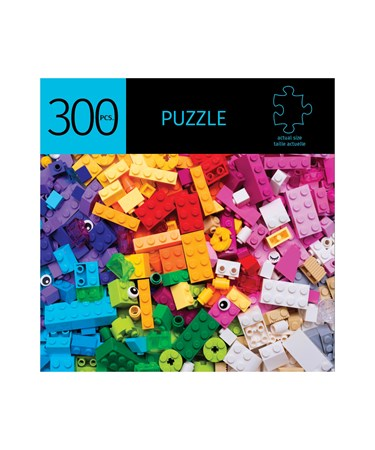 BuildingBlocksDesignPuzzle300Pieces