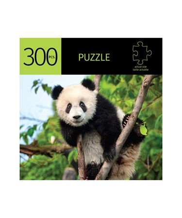 PandaDesignPuzzle300Pieces