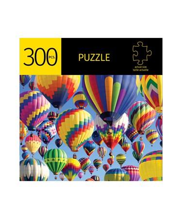 HotAirBalloonsDesignPuzzle300Pieces