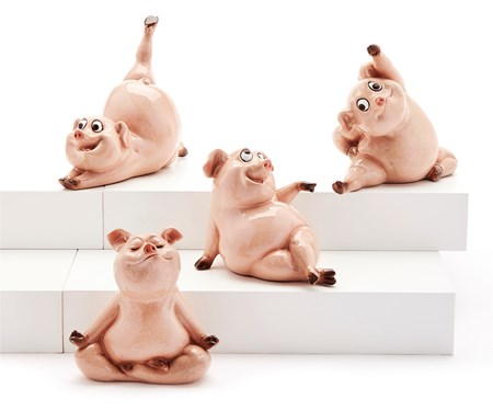 PigFigurine4Asst