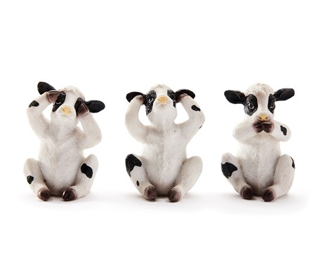 CowFigurinesSetof3