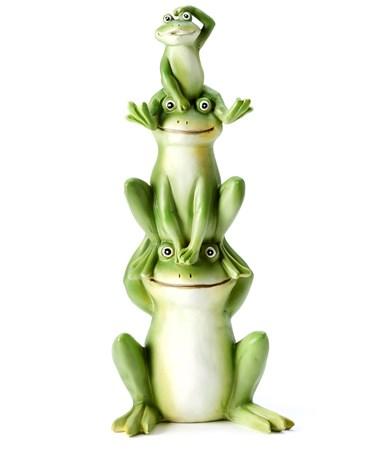 FrogTotemStatuary