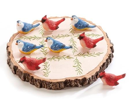 BirdTicTacToeSetof9