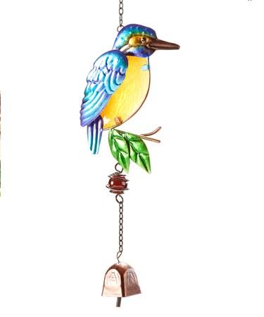 BirdDesignWindchimeBell3Asst