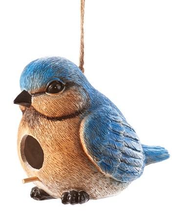 BluebirdDesignBirdHouse