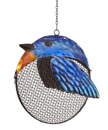 BluebirdBirdHangingFeeder