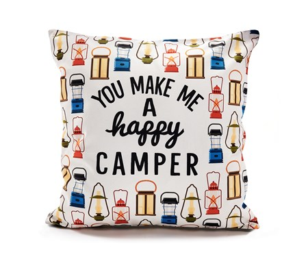 HappyCamperPillowCover