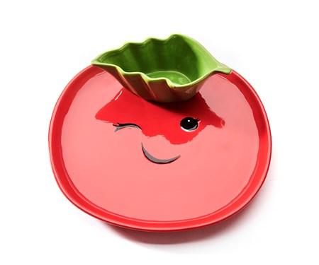 TomatoChipDipSet