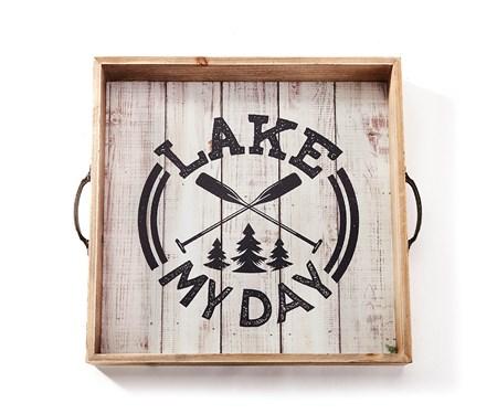 LakewoodLodgeDockServingTray