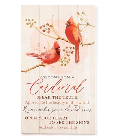 CardinalSentimentWallDeacutecor