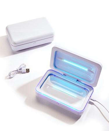 PortableUVSanitizingGadgetBox