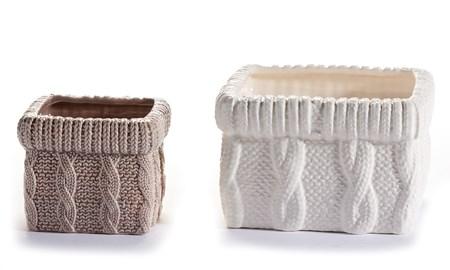 SweaterKnitDesignBasketsSetof2