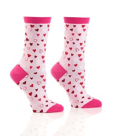 WomensCrewSockSweetheart