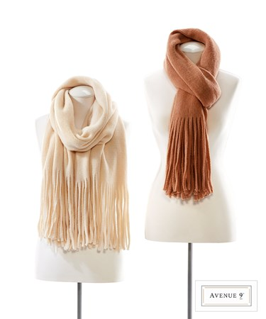 SuperSoftLongScarf2Asst