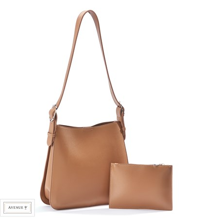 ChicBrownPursewPouch