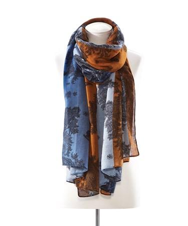 FallinLovePrintScarf