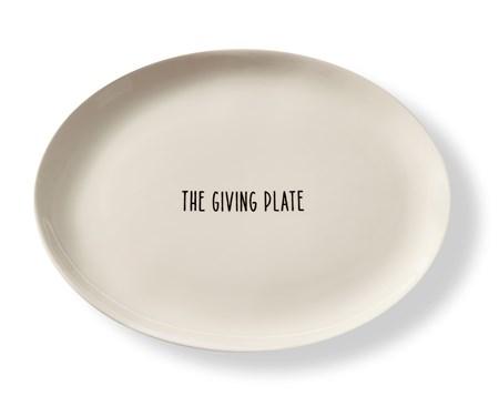 TheGivingPlateServingPlatter
