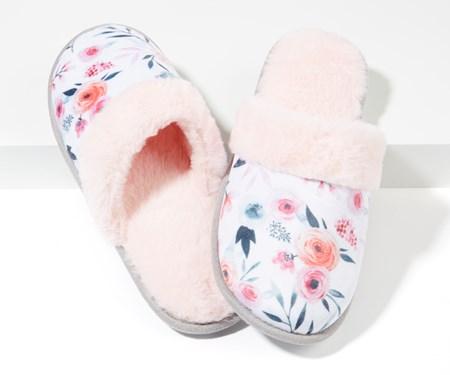 FabricSlippers2Asst