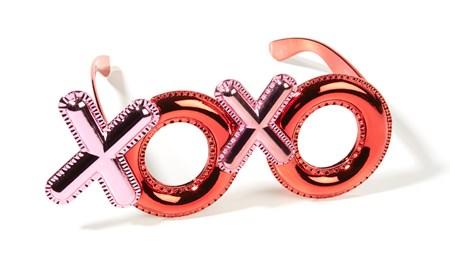 NoveltyXOXOGlasses